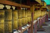 Mongolia Prayer Wheels