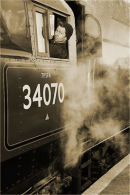 Engine Driver 34070
