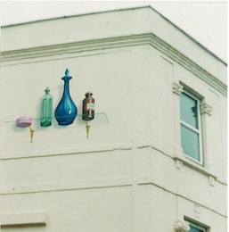 Chemist's shop mural 2000