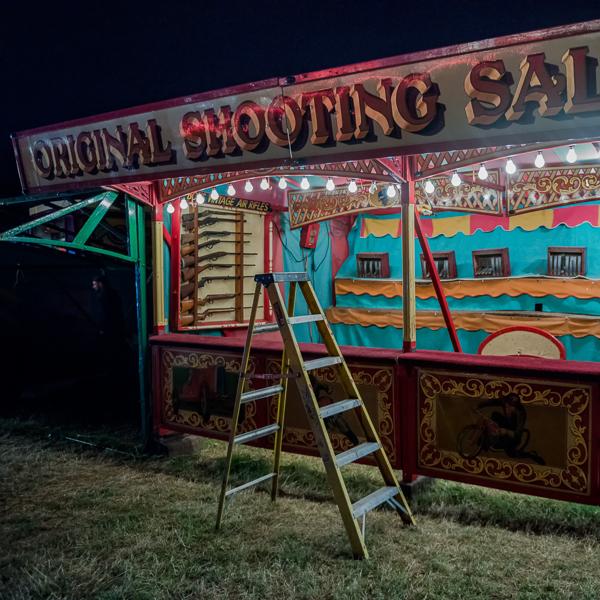 Original Shooting Saloon