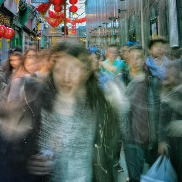 Chinatown Rush