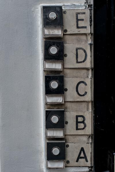 Doorbells of London--14