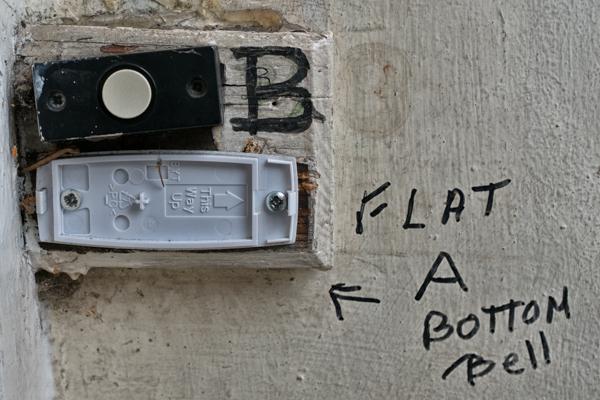 Doorbells of London--16