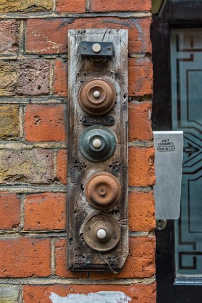 Doorbells of London--24