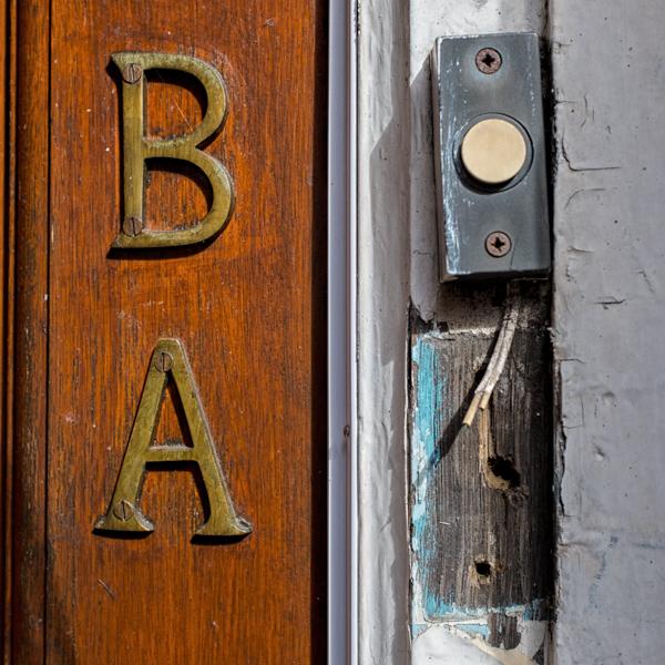 Doorbells of London--34