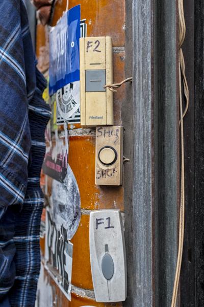 Doorbells of London--60