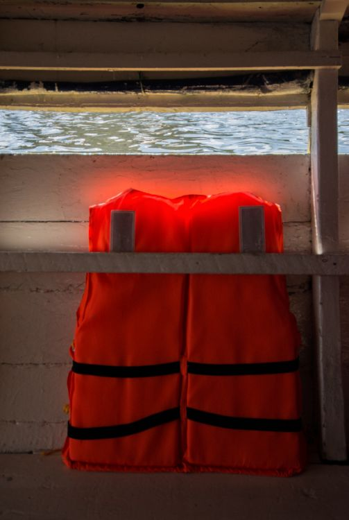 Kuching lifejacket