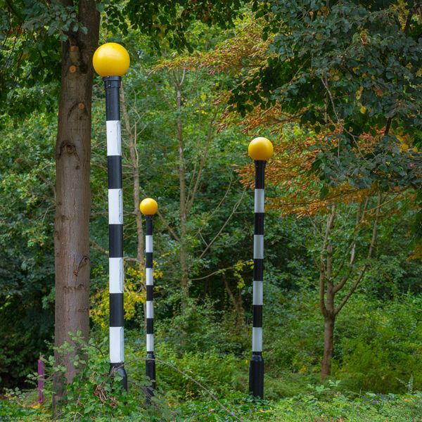 Belisha Beacons University of Reading
