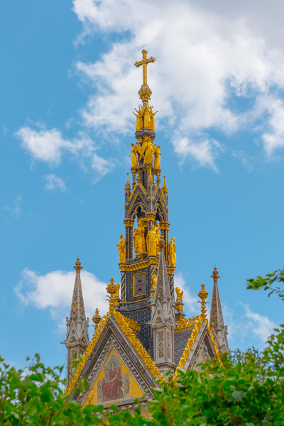 The Albert Memorial, Hyde Park