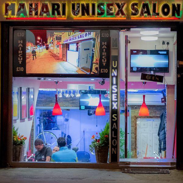 Mahari Unisex Salon