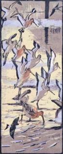 Black-tailed Godwits £95 unframed