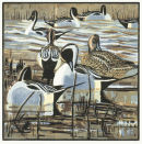 Pintails £95 unframed