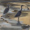 Two Herons £380