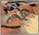 Hares and Rooks II