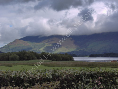 The Lake District - Derwent Water