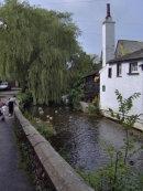 Little river at Cartmel