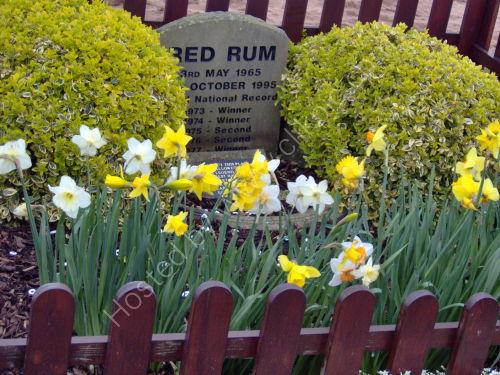 The Red Rum memorial