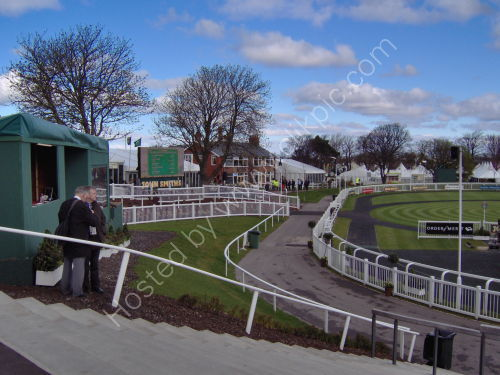 Aintree - Winners enclosure