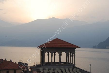 Sunrise - Lake Como