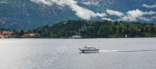 Passing Hydrofoil