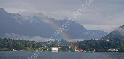 Faint rainbow ....