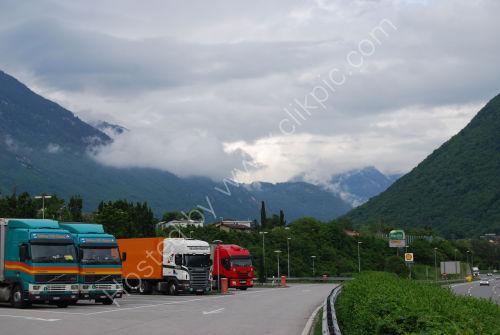 Swiss 'pit stop'