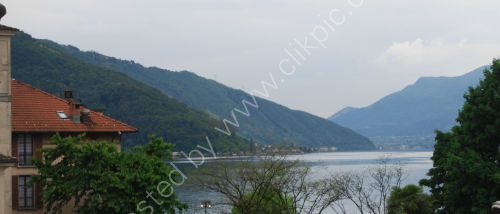 Lakeside view - Lake Lugano