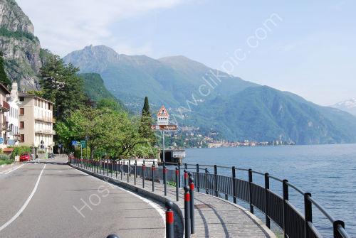 Lakeside towards Menaggio