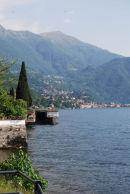 Down the lakeside to Menaggio