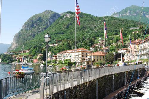 Lakeside view at Menaggio