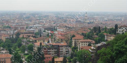 Bergamo [from Citta Alta]