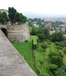 Citta Alta [Bergamo] city walls