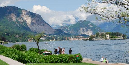 Lakeside at Stresa