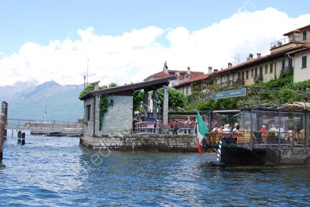 Isola Pescatori, Lake Maggiore