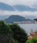 Bellagio, across the Lake