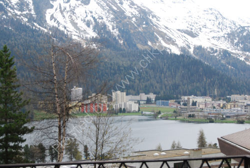 Lake at St. Moritz