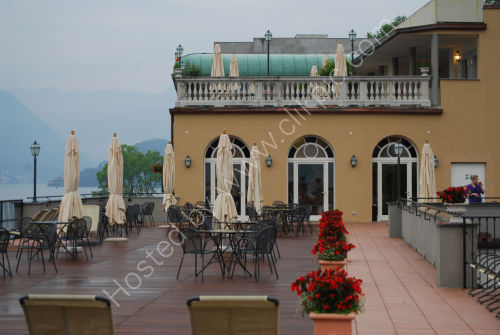 Evening, Lake Como