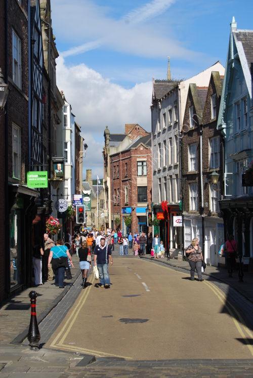 A Durham street