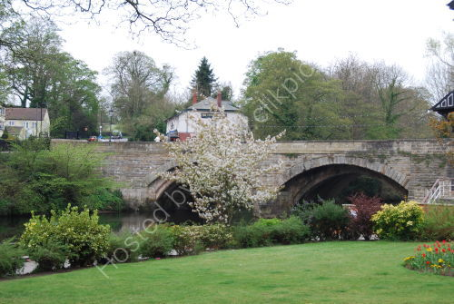 Bridge over the River Nidd