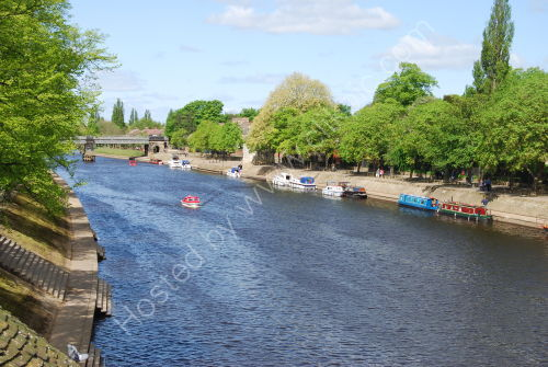 The River Ouse @ York