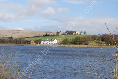 Hollingworth Lake, near Littleborough, Lancashire