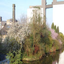 The Calder & Hebble Canal at Brighouse