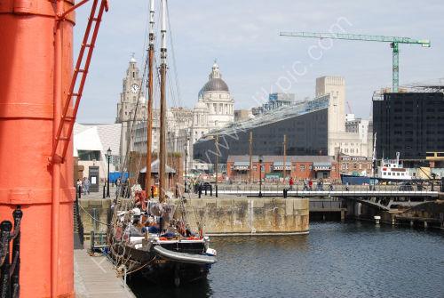 'Window' from the Albert Dock