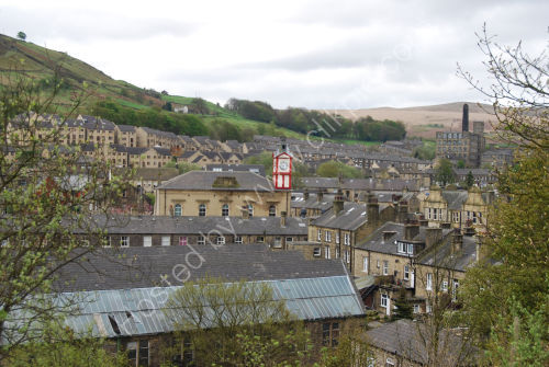 The rooftops at Marsden