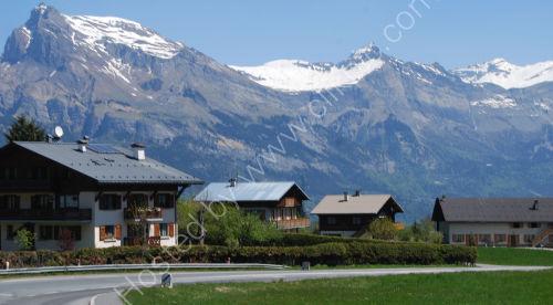 Alpine scene...