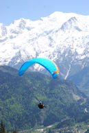 Parascending in France