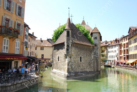 Annecy, The old Prison