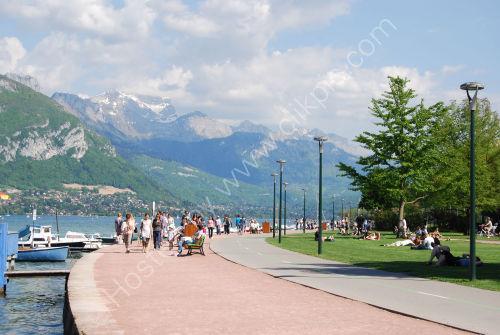 Lakeside walk....