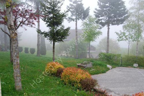 In the Clouds - Col de la Forclaz