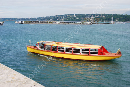Water Taxi - Geneva